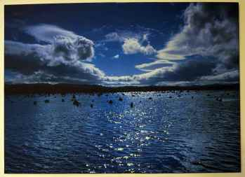 6) Colin Ember -The Carrig Resevoir - £40.00