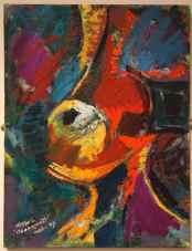Artour Oshakantsi - Terrestrial Portrait -£200