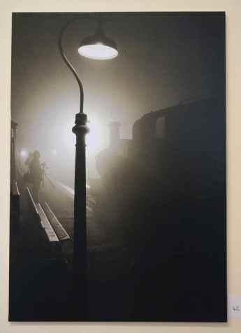 Colin Ember- Foggy station