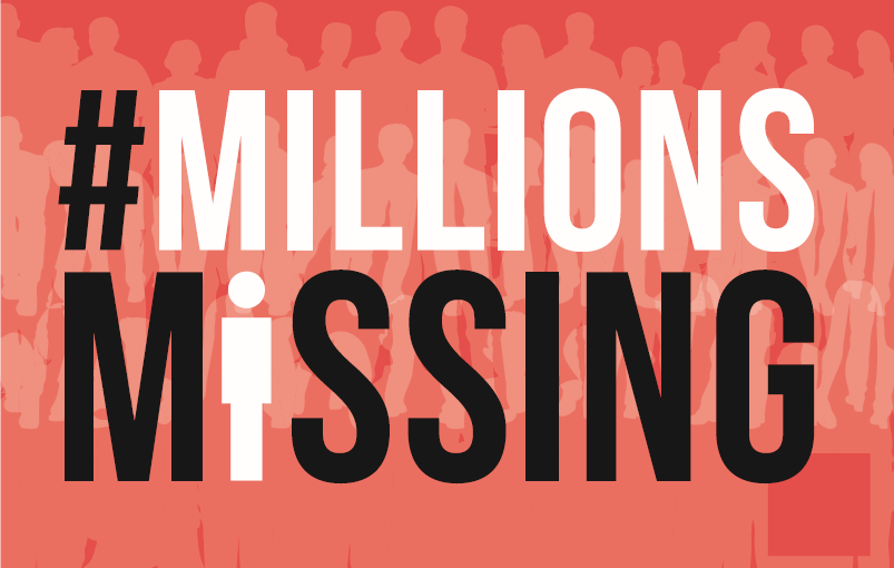 Letter from #MillionsMissing Campaign – May 12th 2018 (ME Awareness Day)